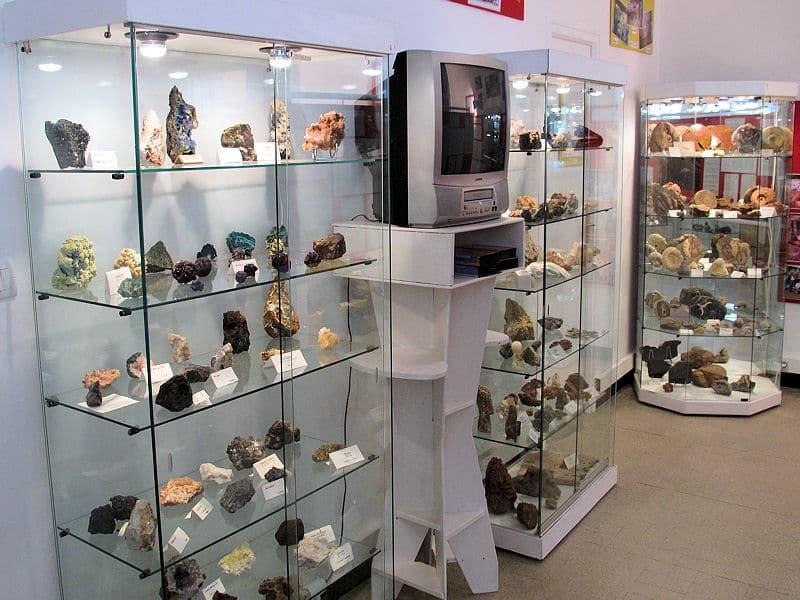Musée du minerais - Le Tech Village