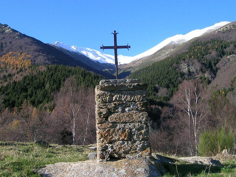 Oratoire à Sant Guillem de Combret - Commune Le Tech
