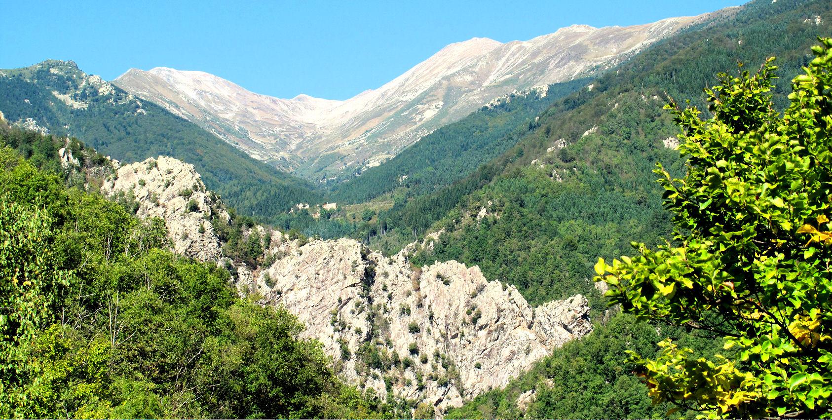 Patrimoine Naturel - La Vallée de la Comelada - Le Tech Village