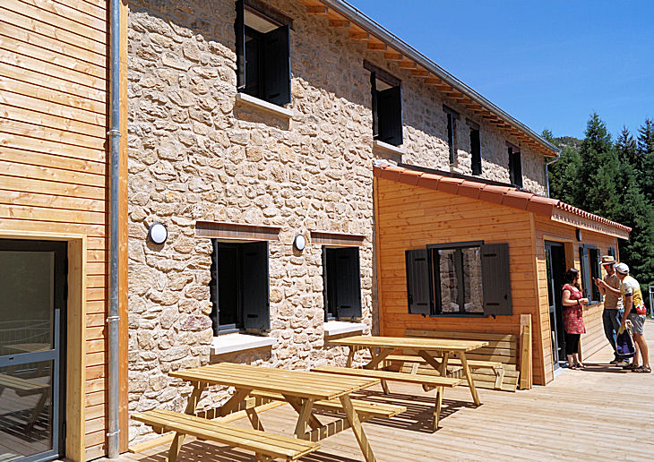 Refuge de Sant Guillem - Le Tech Village